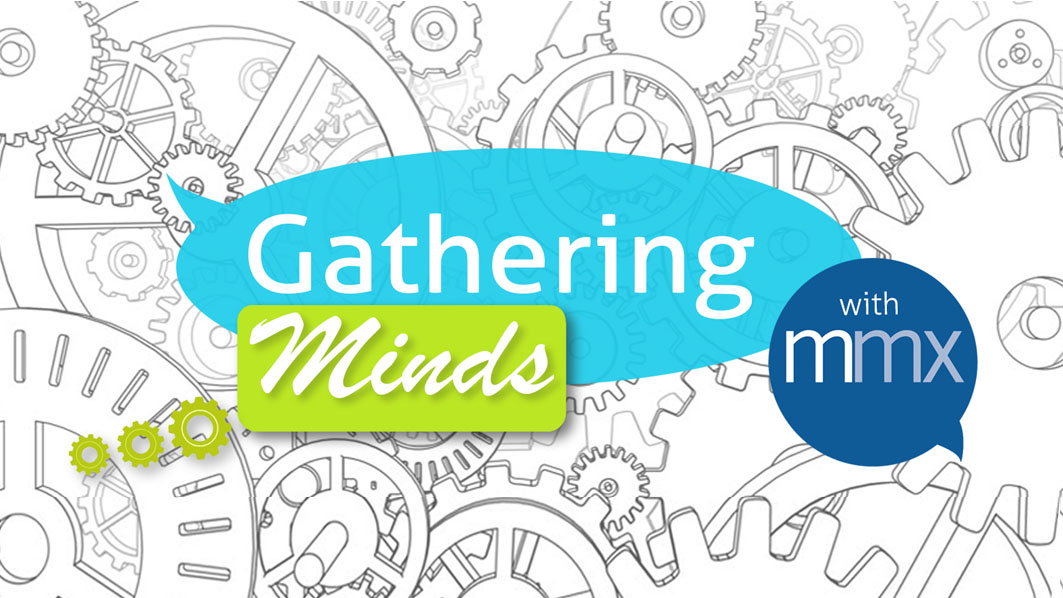 Gathering Minds logo