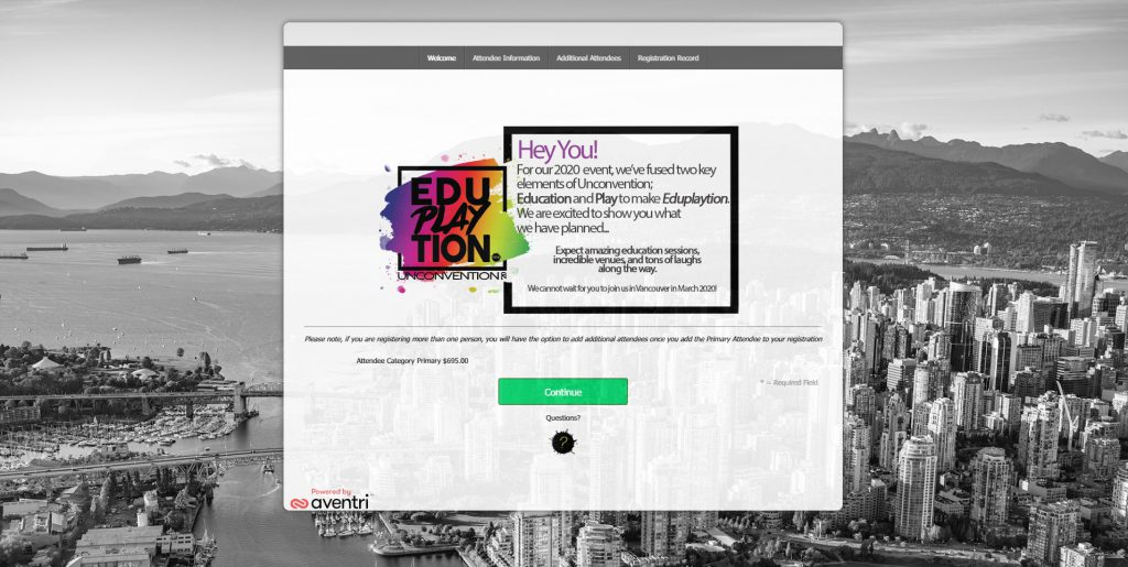 Unconvention-Registration-site