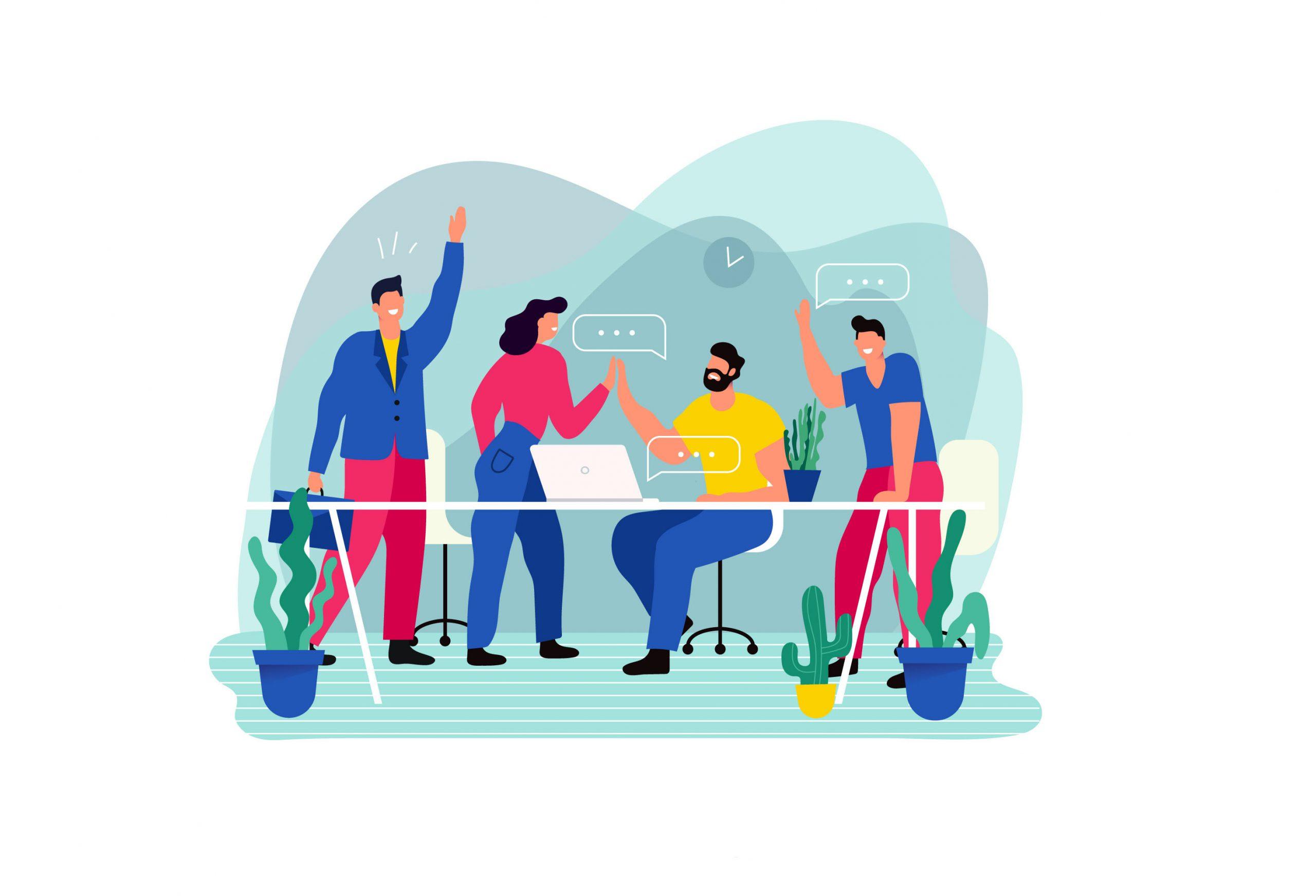 Purpose built corporate culture at meetingmax